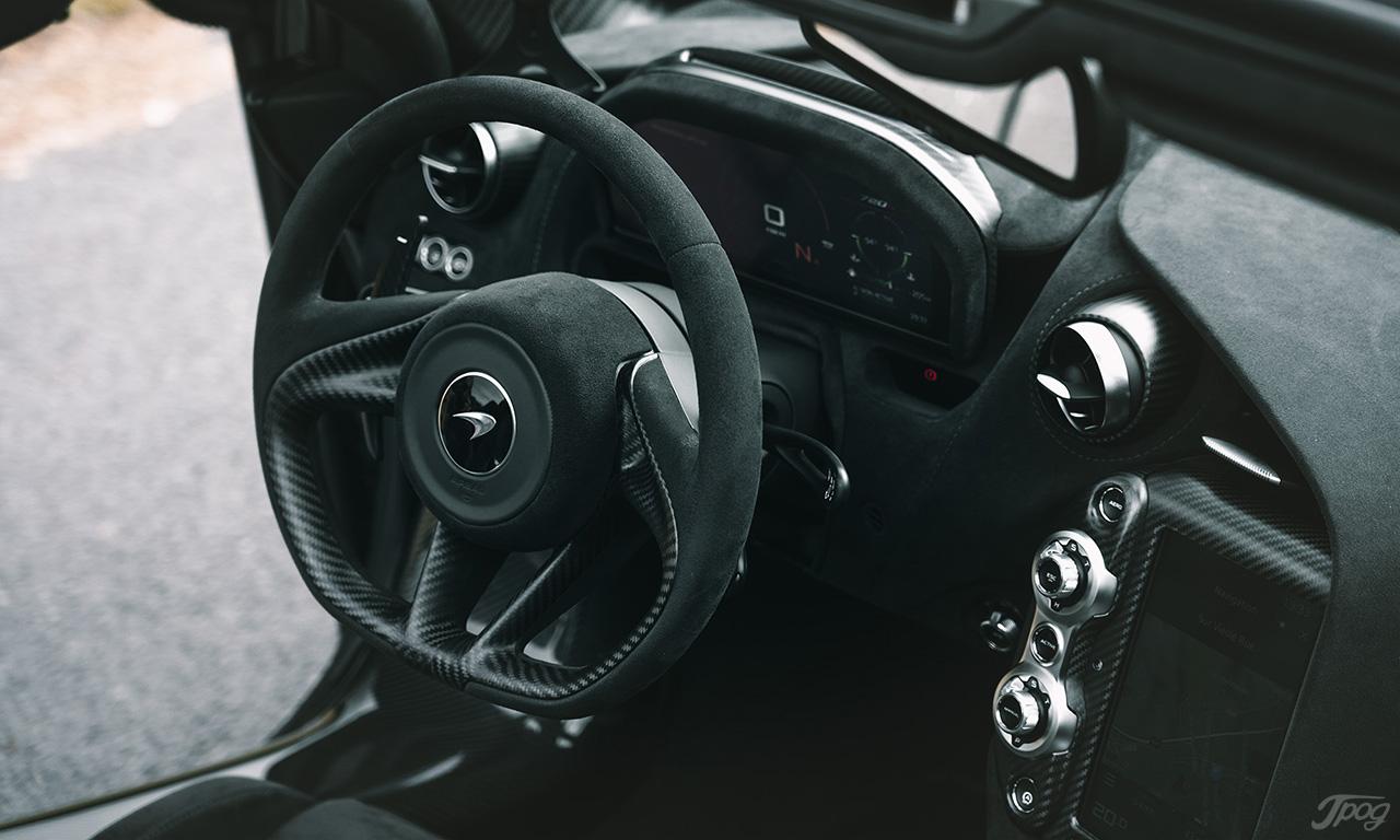 McLaren 720S Spider, Jpog
