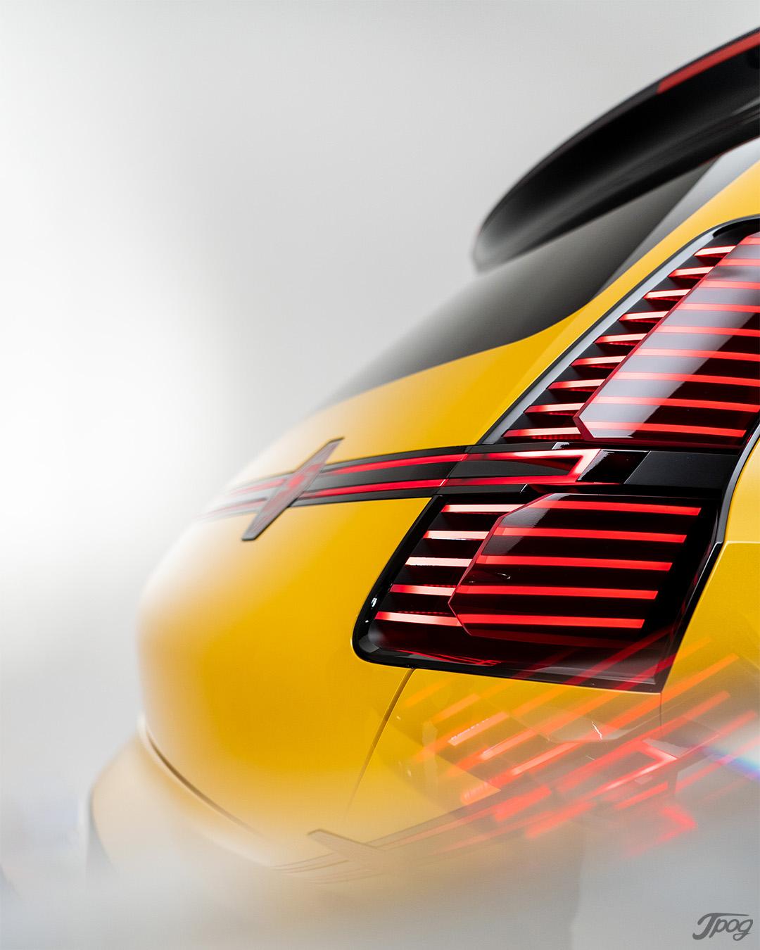 Renault R5 Concept, Copyright Jpog.fr