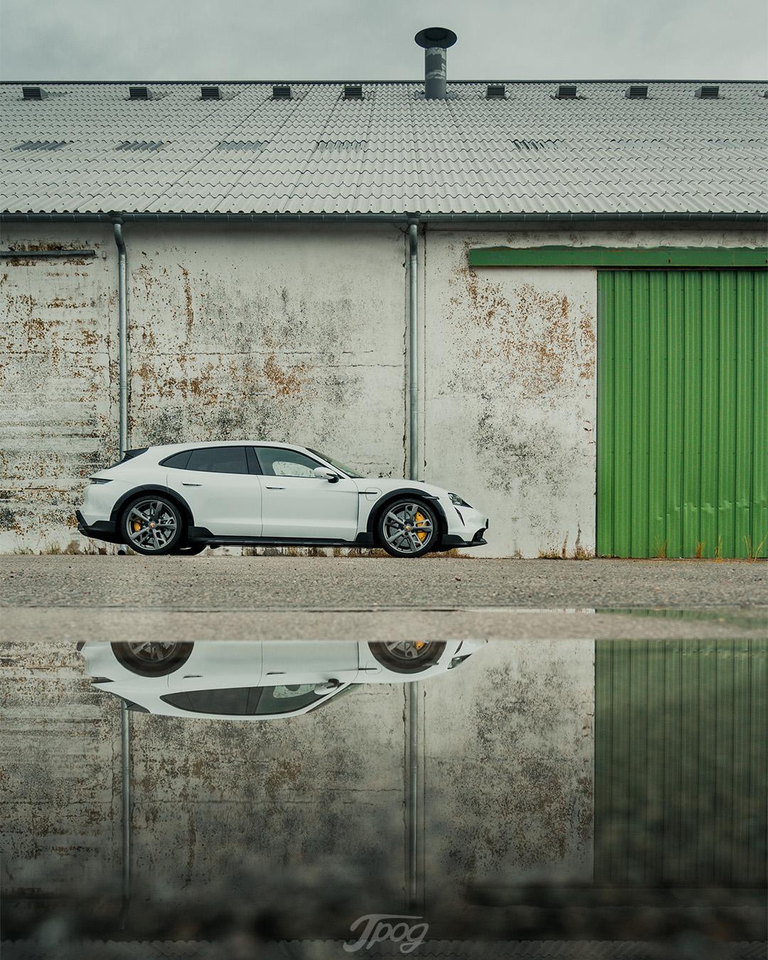 Porsche Taycan Crossturismo